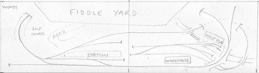 Draft Layout Plan (Dufftown)